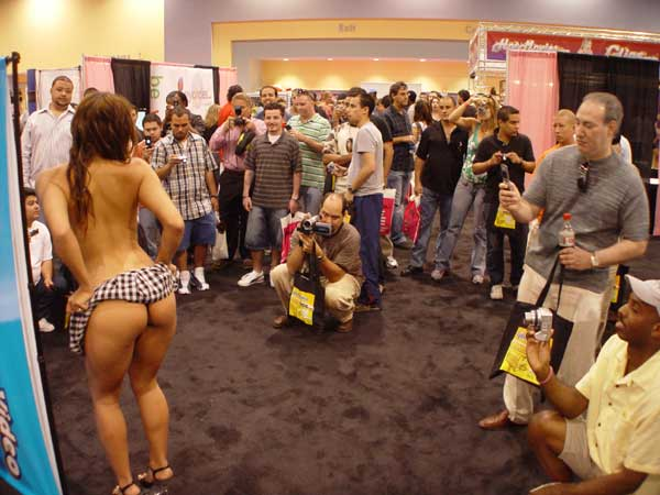 Adult porn convention las vgas