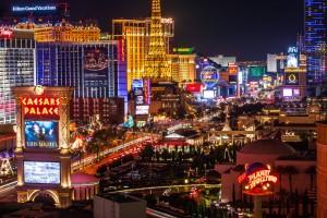 Crazy Streets of Las Vegas